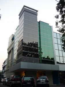 Bangunan bank