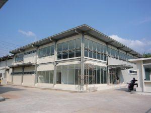 Bangunan gudang/kantor