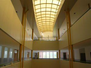 Interior sekolah